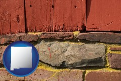 new-mexico wooden barn siding
